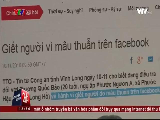 Nữ sinh lớp 8 bị đâm giữa ngực chỉ vì comment chấm trên Facebook