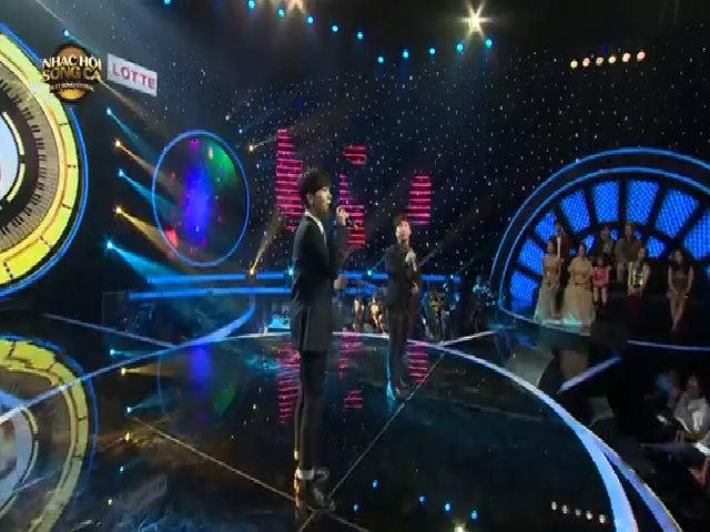 Hé lộ những hình ảnh đầu tiên của Yesung (Super Junior) trên sân khấu Việt