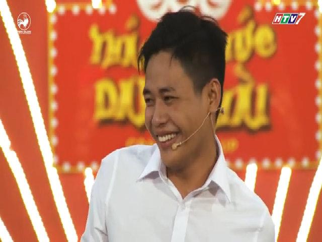 Vòng thi thứ 5 của Lê Tấn Lợi tại 'Thách thức danh hài'
