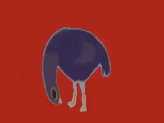 Clip chế từ chú chum màu tím 1