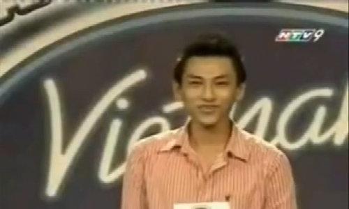 Isaac thi 'Vietnam idol'