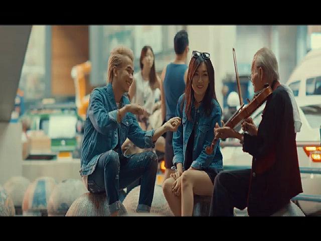 MV 'Mình là gì của nhau'