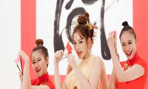 MV 'Đón xuân tuyệt vời' - Hoàng Thùy Linh ft Chi Pu