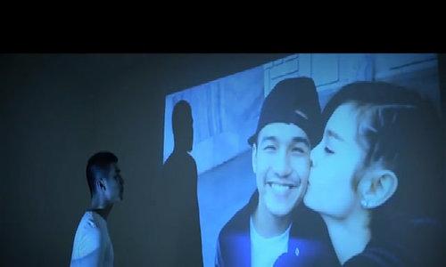 Cường Seven - MLee diễn xuất ngọt lịm trong MV 'Bâng khuâng'