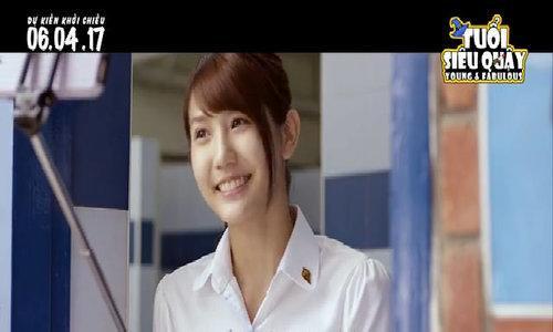 Hot girl trà sữa Joice Chu lần đầu cosplay đóng phim
