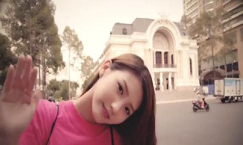 Joyce Chu hát 'Em nhớ anh'
