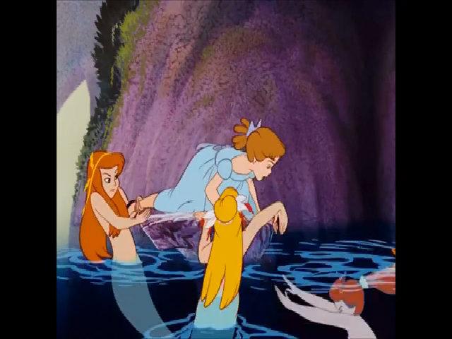 Các nàng tiên cá cố dìm chết Wendy