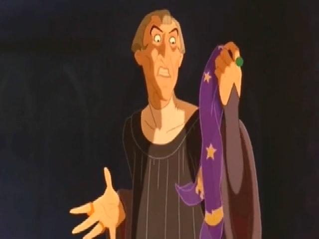 Frollo hát Hellfire