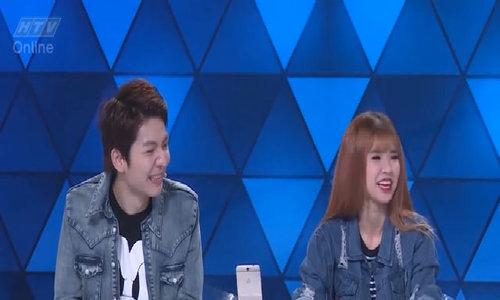 Khởi My - Kelvin Khánh tham gia gameshow 'Người bí ẩn'