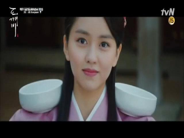 Kim So Hyun trong Goblin