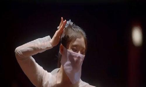 Kim Yoo Jung múa trong Mây họa ánh trăng