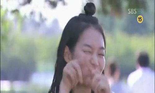 Shin Min Ah trong Bạn gái tôi là hồ ly