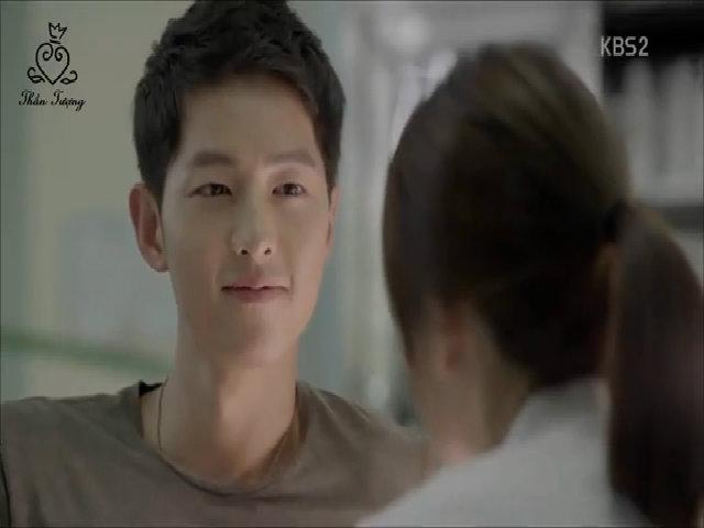 Song Joong Ki trong Hậu duệ mặt trời