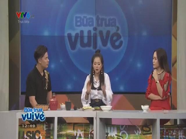 Tam Triều Dâng nói về việc bị so sánh với Angela Phương Trinh