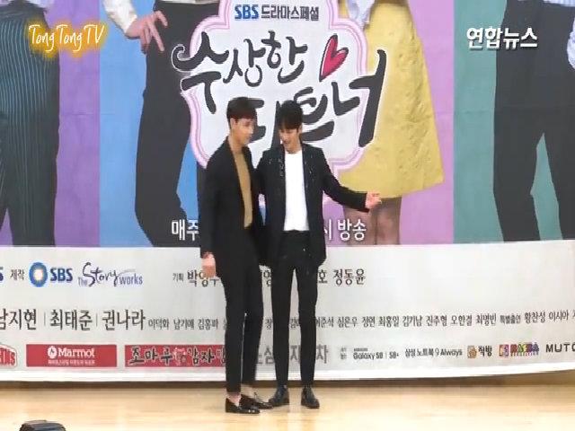 Ji Chang Wook được ủng hộ 'thành đôi' với... nam thứ thay vì nữ chính