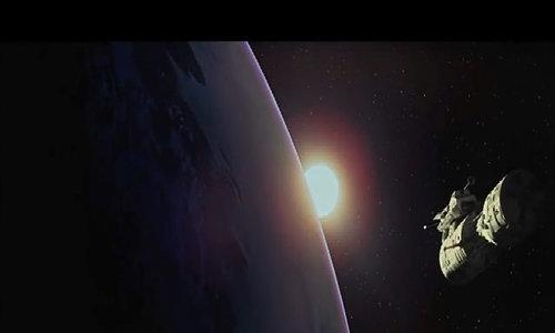 Trailer 2001- A Space Odyssey