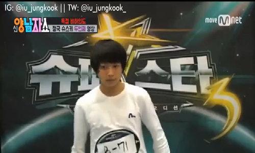 Clip Jung Kook hát nhạc IU khi chưa debut
