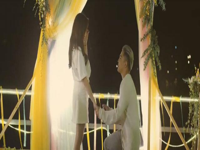 Cảnh Will cầu hôn lãng mạn trong MV