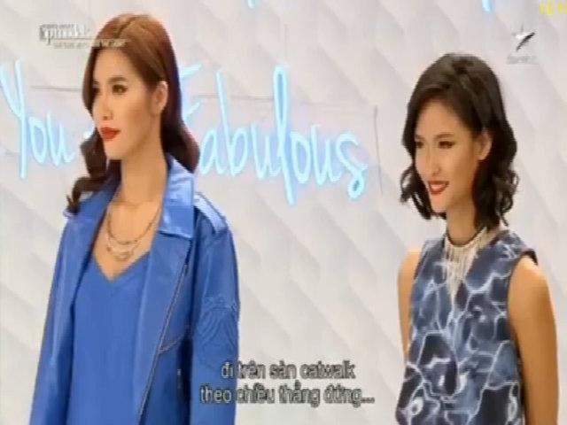 Giám khảo Next Top châu Á khen ngợi Minh Tú