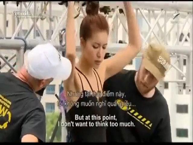 Minh Tú vào Top 3 Next Top châu Á, giám khảo 'ngả mũ' thán phục