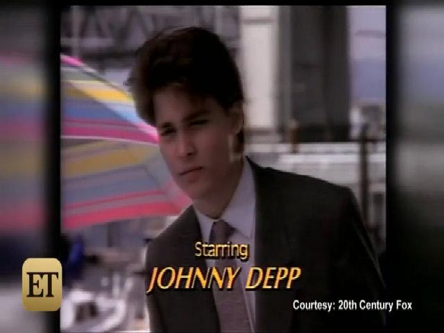 Johnny Depp trong 21 Jump Street