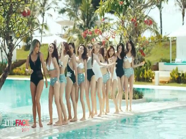 MV Là con gái phải xinh - Bảo Thy ft thí sinh The Face