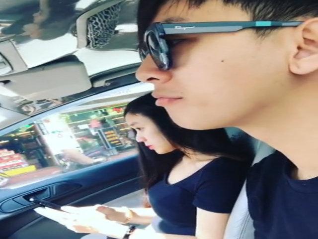Hoài Lâm xưng vợ ngọt ngào với bạn gái dù chưa cướ