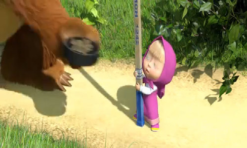 Masha and the Bear: Recipe for Disaster (Get Movies) -  2,310 tỷ lượt xem