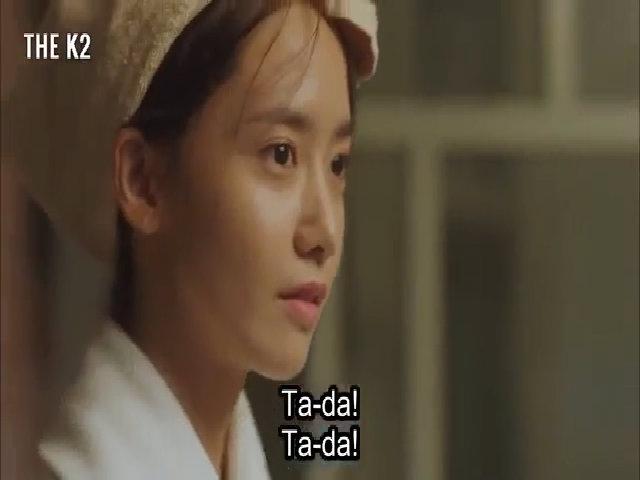 Yoon Ah (SNSD) cứ đóng phim là bộc lộ bản chất 'tham ăn'