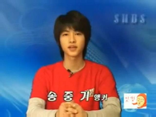 Song Joong Ki thời sinh viên đã 'đẹp xuất sắc' như thế này
