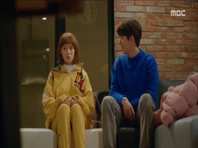 Tiên nữ cử tạ Bok Joo - Lee Sung Kyung