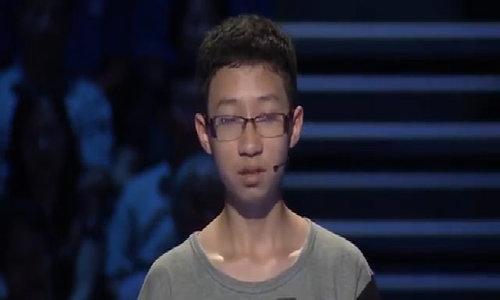 """Nhật Minh trả lời nhanh như chớp tại cuộc thi """"Chinh Phục"""""""