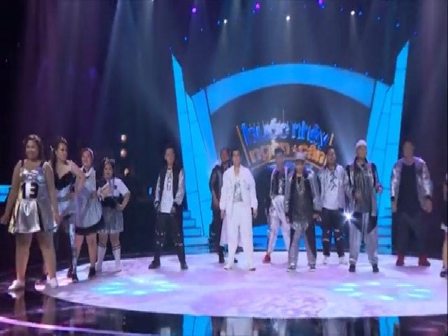 Màn chào sân của 16 thí sinh 'Bước nhảy ngàn cân'