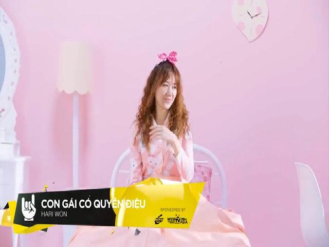 Hari Won - MV 'Con gái có quyền điệu'