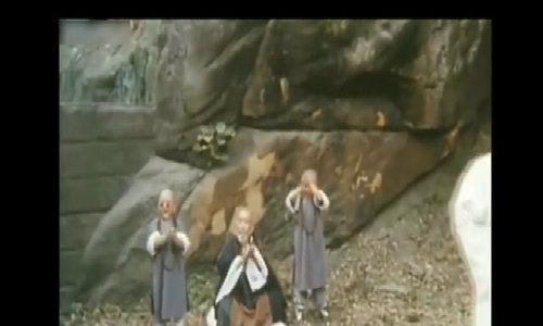 Những tình huống hài hước trong Thiếu Lâm Tiểu Tử