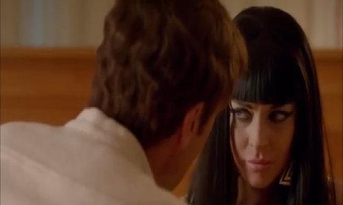 Liz & Dick- Love Scene Starring Lindsay Lohan