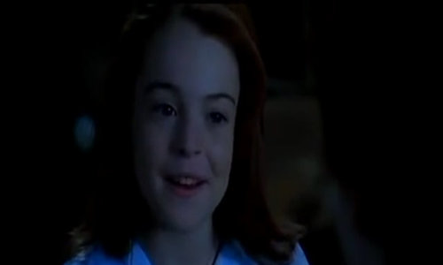 The Parent Trap Lindsay Lohan