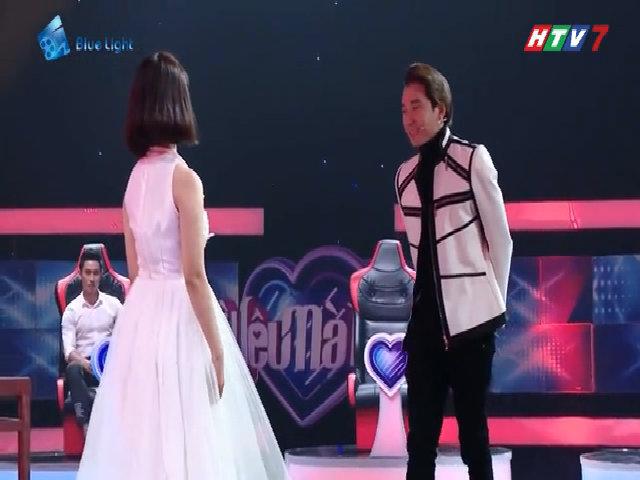 Trà Giang tỏ tình với Karik