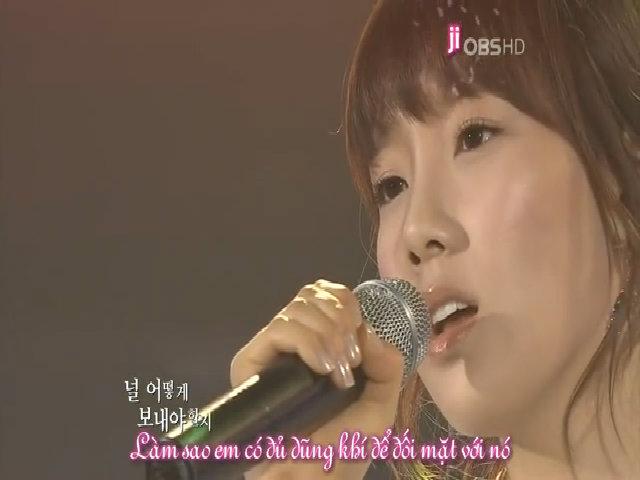 Những bài hát nổi tiếng nhất của Tae Yeon