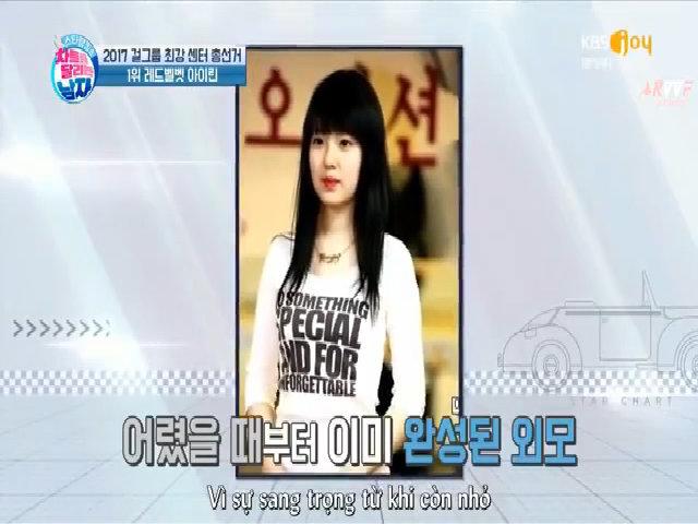 Irene (Red Velvet) dễ gây hiểu lầm vì cái 'lườm nguýt' đáng sợ