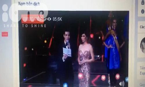 Huyền My vào top 20 'Hoa hậu Hòa bình Thế giới 2017'