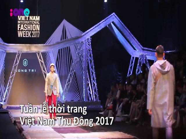 3 người mẫu Việt tỏa sáng trong show diễn có hơn 60 mẫu Tây