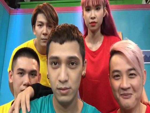 Hội bạn thân của Kelvin Khánh - Khởi My