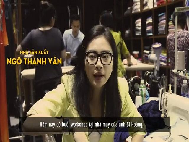 Hậu trường phim 'Cô Ba Sài Gòn'