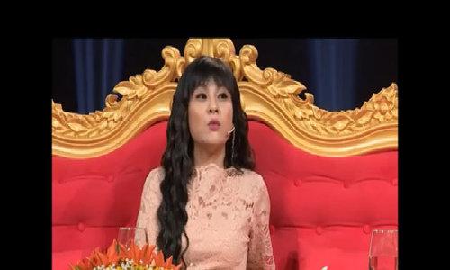 Kiều Minh Tuấn khiến Cát Phượng khóc nghẹn trên truyền hình