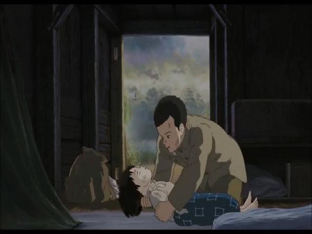 Cảnh buồn nhất trong phim hoạt hình Ghibli