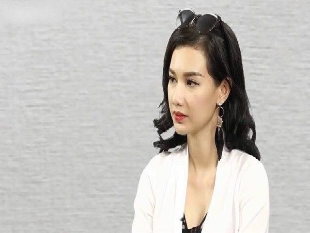 Quỳnh Chi tâm sự về sóng gió hôn nhân