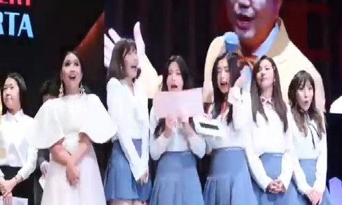 Irene (Red Velvet) bị netizen chê bai khi so sánh với Joy