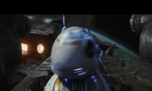 Trailer phim 'Star Wars: The Last Jedi'