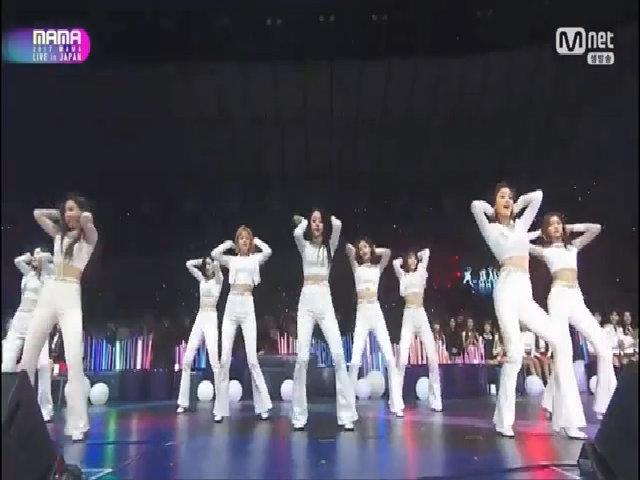 Twice nhảy My Name của BoA
